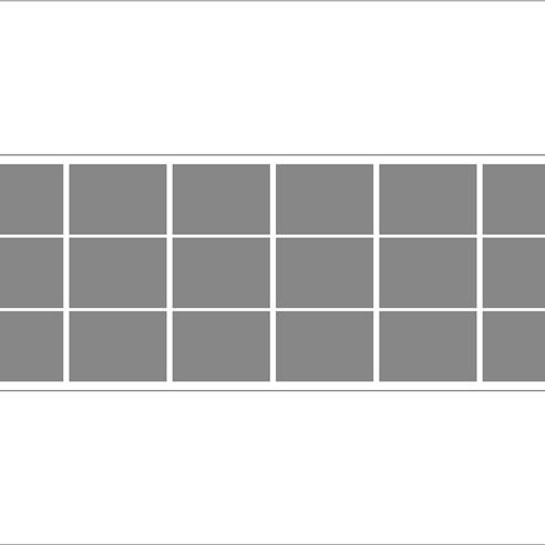 Panaroma 2/1 Mozaik Tablo 18 li görseli.