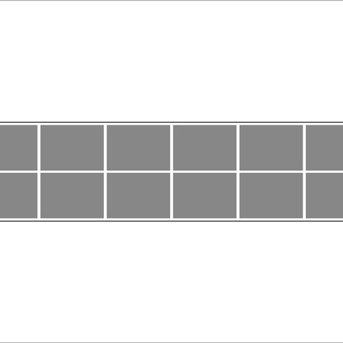 Panaroma 3/1 Mozaik Tablo 12 li görseli.