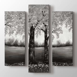 Sonbaharda Ağaçlar görseli.