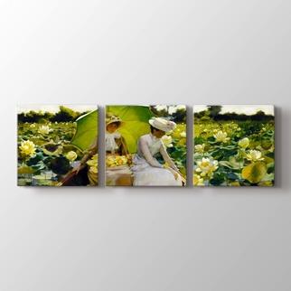 Lotus Lilies  görseli.