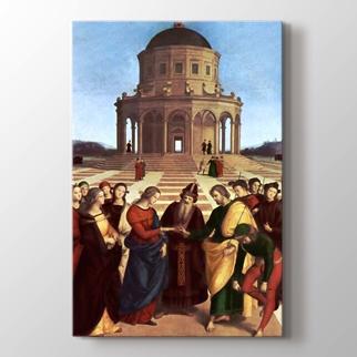 LO Sposalizio Della Vergine görseli.