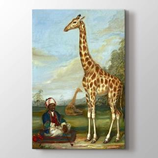 Two Giraffes   görseli.
