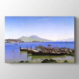 Napoli Körfezi görseli.