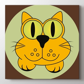 Sarı Kedi görseli.