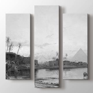 Nil Kıyısında  görseli.
