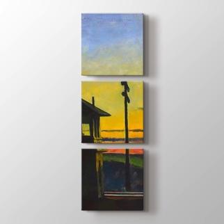 Railroad Sunset görseli.