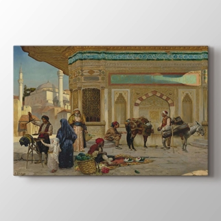 19.Yüzyıl Avrupa Resimler görseli.