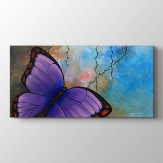 Kelebek ve Gelincik görseli.