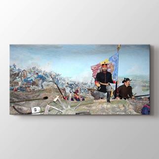 Plevna Diorama görseli.
