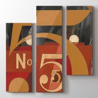Altın İçindeki 5 Figürü görseli.