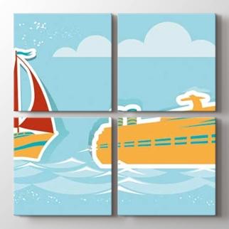 Gemi ve Tekneler görseli.