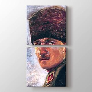 Mustafa Kemal Paşa görseli.