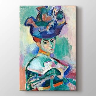Le Femme Au Chapeau Hires görseli.