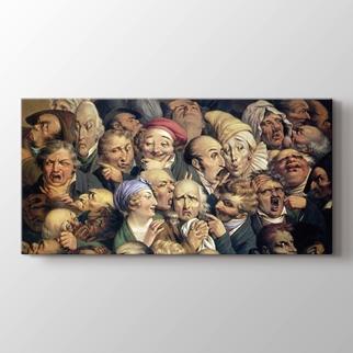 Meeting Of Thirty-Five Heads  görseli.