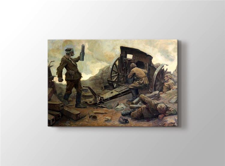 Kurtuluş Savaşında Topçular