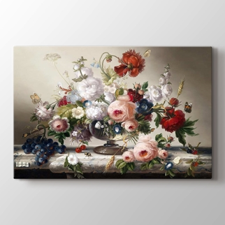 Vase and Flowers görseli.