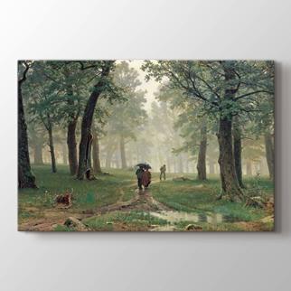 Ormanda Yürüyüş görseli.