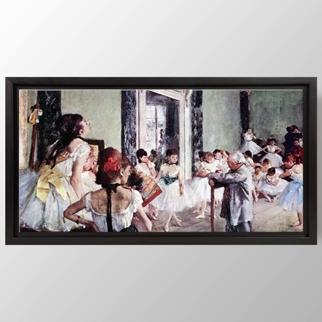 Dans Sınıfı  görseli.