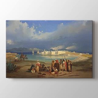Süveyş Kıstağı Venedik görseli.
