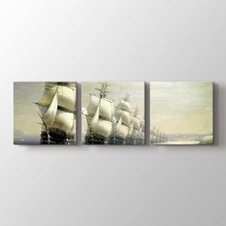 Karadeniz'den Geçen Gemiler görseli.