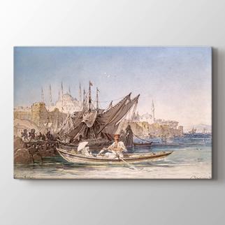 İstanbul Limanı görseli.