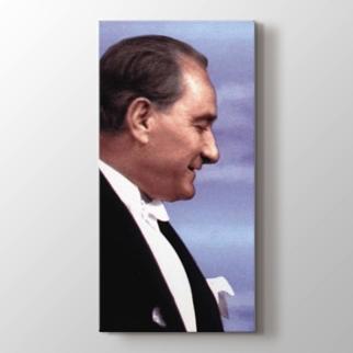 Atatürk Tabloları Atatürk Portresi Atatürk Fotoları Kanvas Tablo