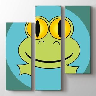 Kurbağa görseli.