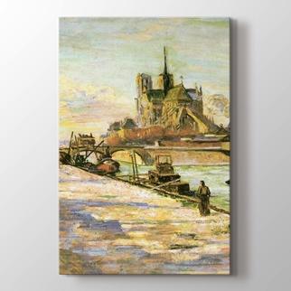Notre Dame de Paris  görseli.