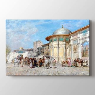 At Pazarı Suriye görseli.