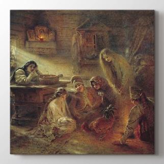 Noel Zamanı Kehanet  görseli.