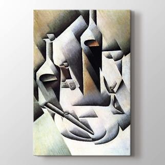 Analytical Cubism görseli.