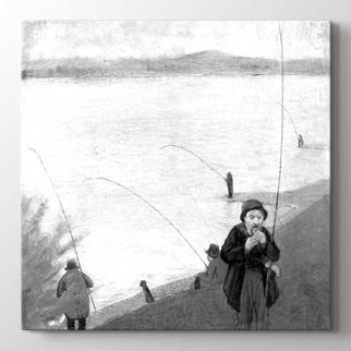 Anglersa On The Rhine görseli.