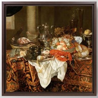 Banquet Still Life görseli.