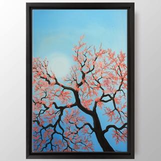 Erguvan Ağaçları görseli.