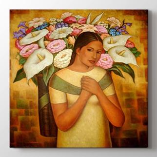 Pintura Mexicana görseli.