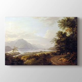 Loch Awe, Argyllshire görseli.