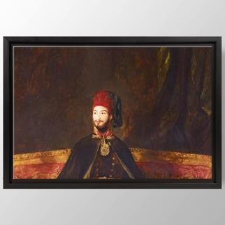 Sultan Abdülmecid görseli.