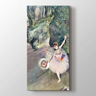 Bir Buket Çiçekli Dansçı  görseli.