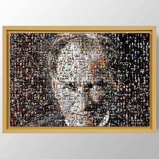 Bin Bir Resimde  Atatürk görseli.