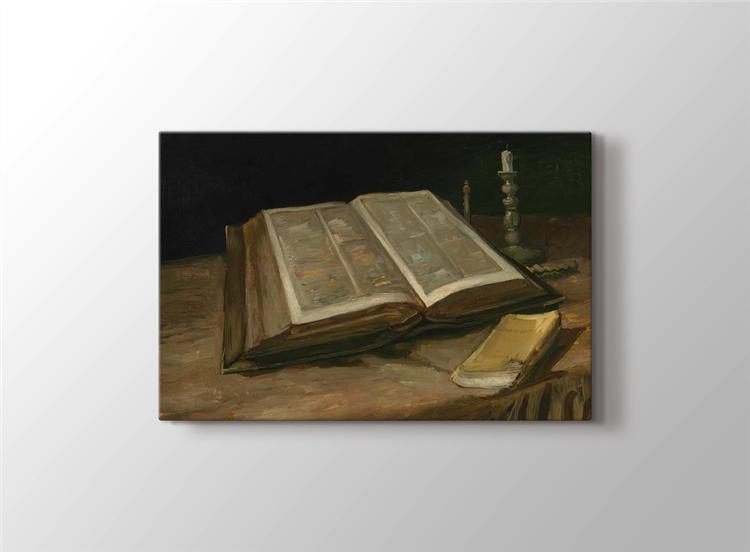 İncil ve Mum