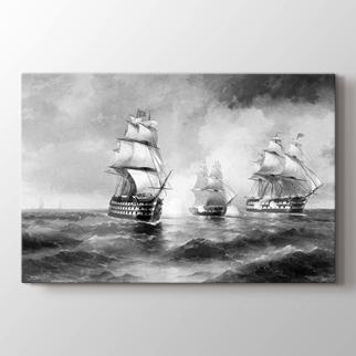 Savaş Gemileri görseli.