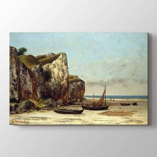 Der Normandie Strand  görseli.
