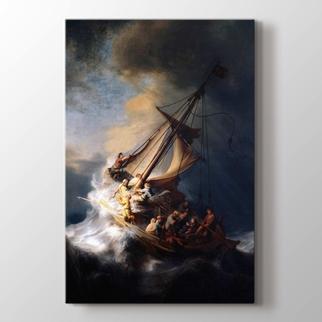 Teknen'nin Alabora Olması görseli.