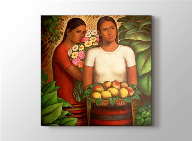 Dos Mujeres Mexicanas