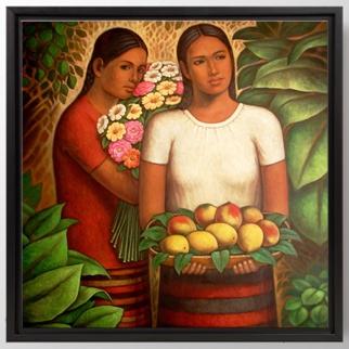 Dos Mujeres Mexicanas  görseli.