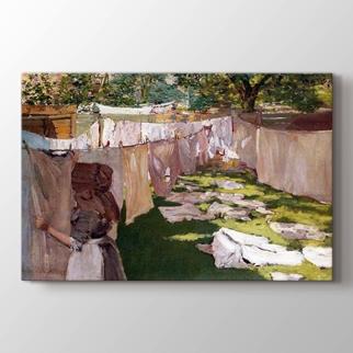 Brooklynde Çamaşır Günü görseli.