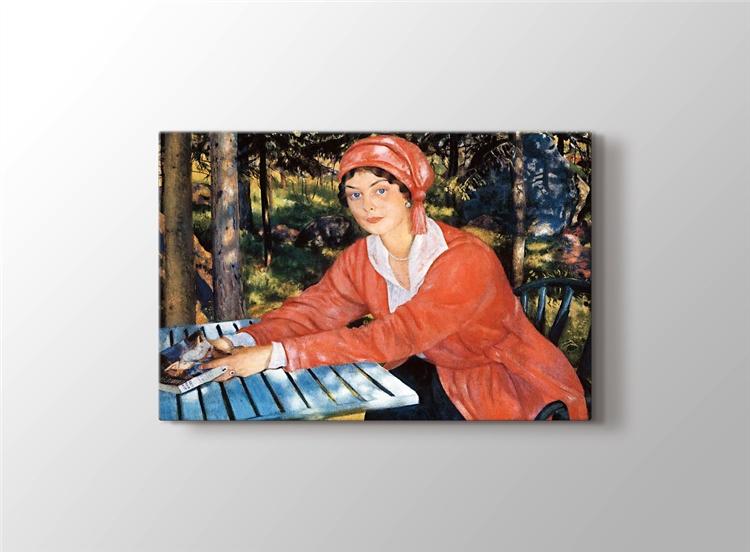 Kontes Grabowska Portresi