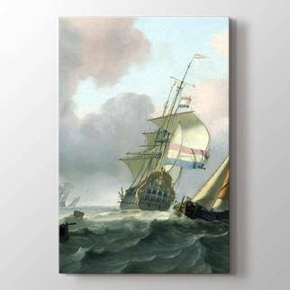 17th Century Dutch Ship görseli.