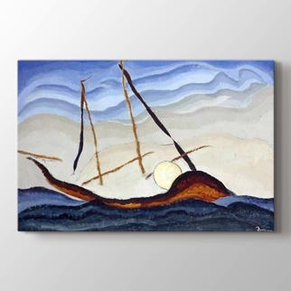 Inlet'ten Giden Tekneler   görseli.