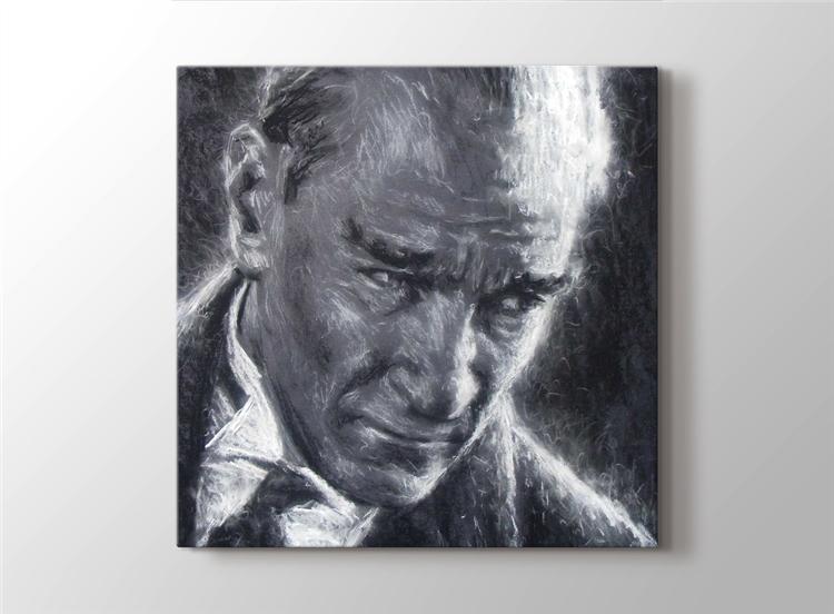Atatürk Yağlı Boya Tablosu Atatürk Tablosu
